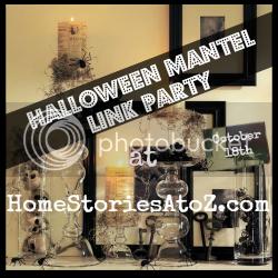 Halloween Mantels