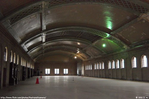 Union Depot Concourse Interior