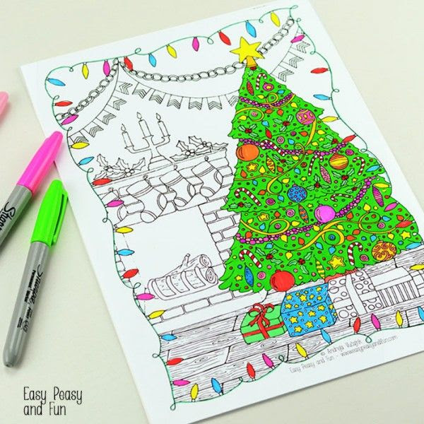 The cutest coloring pages to keep kids occupied until ...