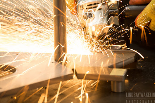 How I went about photographing Arc Welding – Lindsay Wakelin Photography Blog