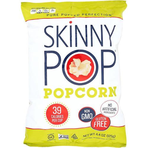 Skinny Pop Popcorn - 4.4 oz bag