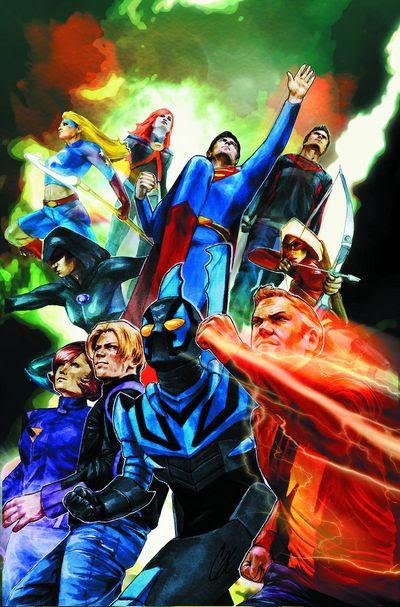 Smallville Season 11 Continuity #3 (of 4)