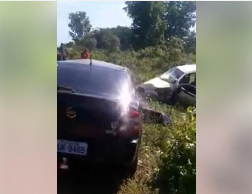 PI - Grave acidente deixa uma pessoa morta e vários feridos em BR