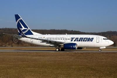 TAROM-Transporturile Aeriene Romane (Romanian Air Transport) Boeing 737-78J WL YR-BGF (msn 28440) ZRH (Rolf Wallner). Image: 906045.