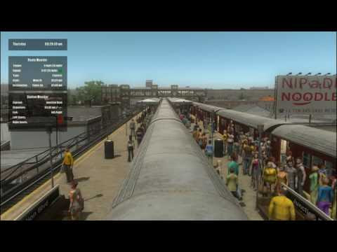 Let's Play World of Subways Vol.4 - New York City Line