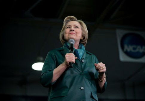 Hillary Clinton Surpasses $5 Million in Bundled Lobbyist Contributions