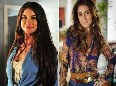 Alinne Moraes deve entrar em 'Em Família', que já conta com Giovanna Antonelli Foto: TV Globo / Divulgação