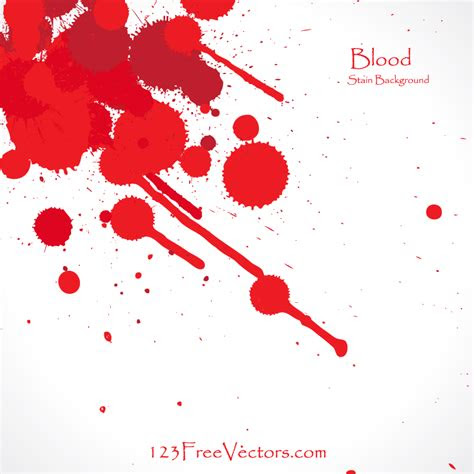 blood splatter background freevectors