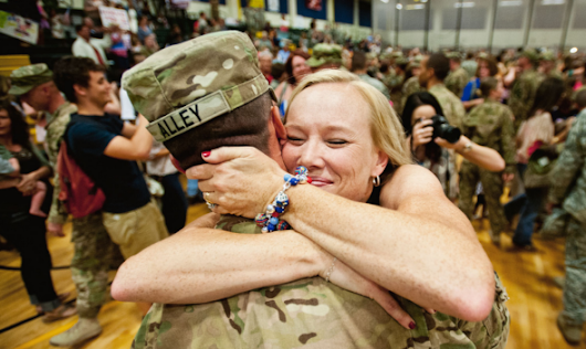 To Our Heroes – Emotional Military Reunion, Proposal and Family Videos that Will Make You Cry | Charleston Daily