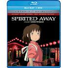 Spirited Away - Blu-ray/DVD
