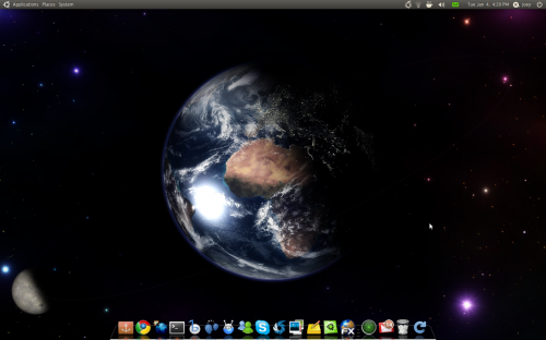 xPlanetFX in Ubuntu 10.10