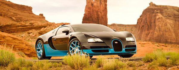 A Bugatti Grand Sport Vitesse that will be featured in TRANSFORMERS 4.