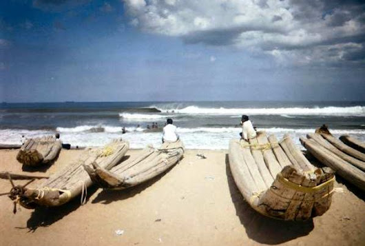 In a Beachy Affair with Chennai - eWeekendBreaks