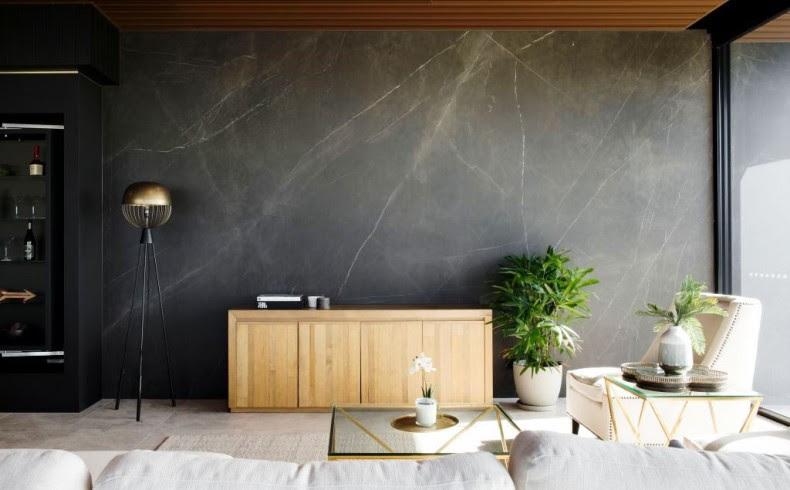 Extra-large fine porcelain lightweight panels for internal ...