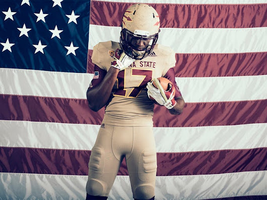 ASU football to honor U.S. military, Pat Tillman with special uniforms