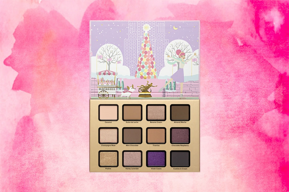 Too Faced Merry Macarons for Holiday 2016