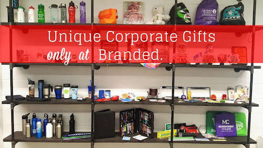 Unique Corporate Gifts Your Clients Will Love