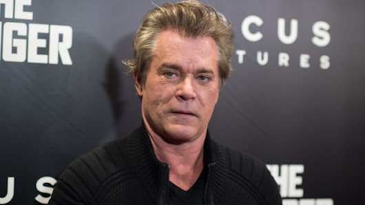 Ray Liotta starstruck by Christopher Walken