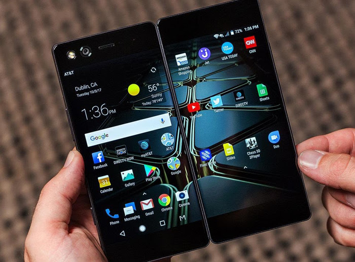 ZTE Axon M User Guide Manual Tips Tricks Download