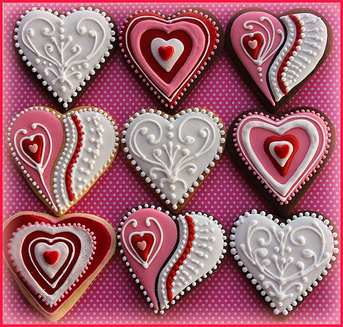 Valentine Cookies 2013 by Cute Sweet Thing