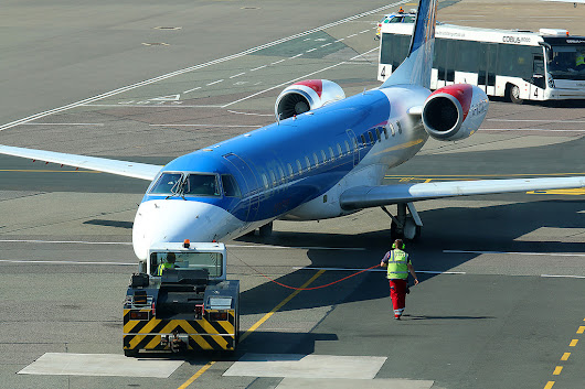 BMI Regional expand their Bristol to Paris route - Bristol Airport Spotting