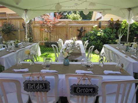 small backyard wedding best photos   wedding   Backyard