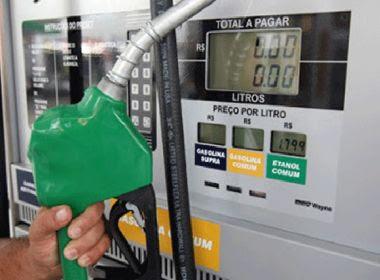 Petrobras começa a divulgar preço médio da gasolina, diesel e gás de cozinha