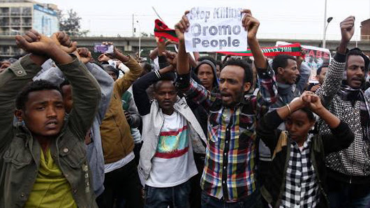 Ethiopia: Dozens of Protesters Killed by Government Forces