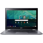 Acer Spin 15 CP315-1H-P8QY 15.6″ Convertible Chromebook - Pentium N4200 1.1 GHz - 4 GB RAM - 32 GB SSD - Sparkly Silver