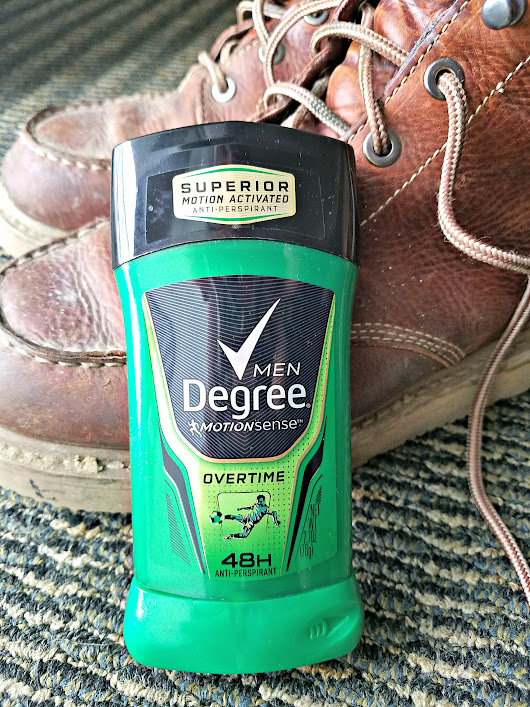 Don't Sweat the Small Stuff with 48-hour Antiperspirant Protection - Clever Housewife