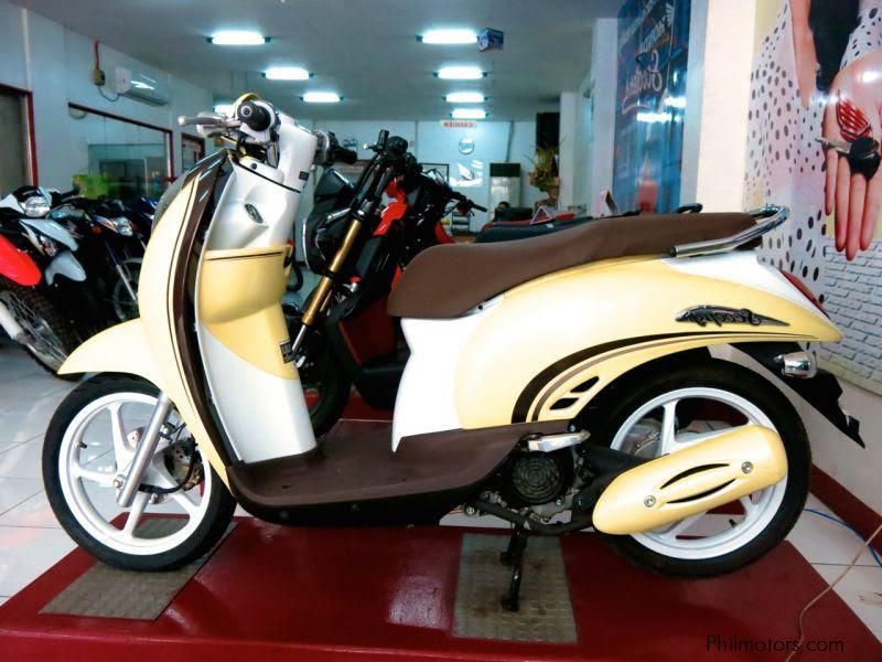 New Honda Scoopy 110  For Sale