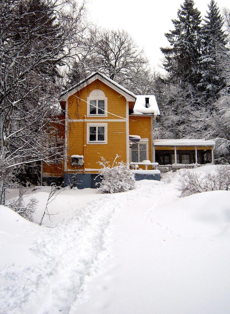 Bergdalen