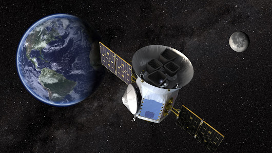 Planet-hunting TESS Spacecraft Has Already Spotted 2 Exoplanets - ExtremeTech