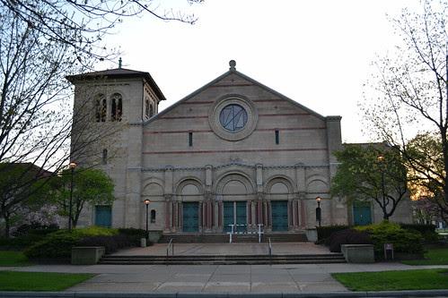 Finney Chapel (5/6/11)