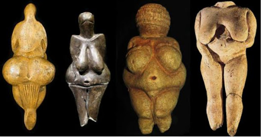 23,000-year-old statuette found in France adds to mysterious collection of 'Venus figurines' | Ancient Origins