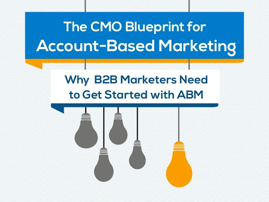 The CMO Blueprint for Account-Based Marketing