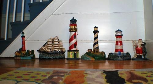 Lighthouse Doorstops