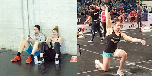 Workshop mit Fittest in Germany Jessica Dannheimer & Coach Marco Petrik