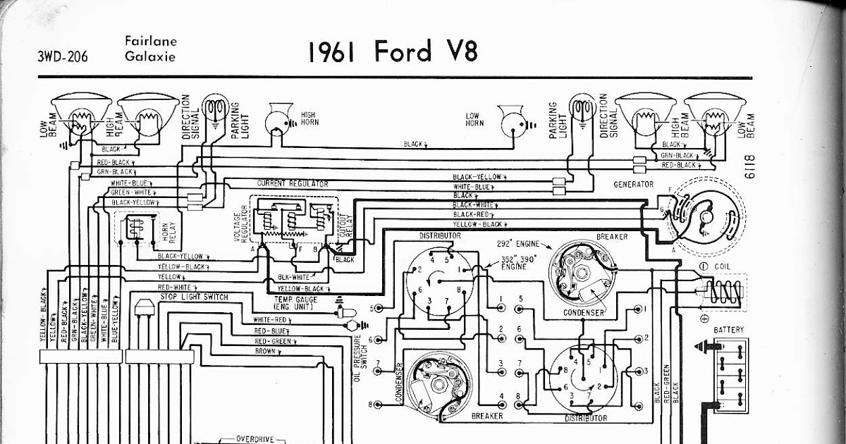1974 Ford F100 Ignition Switch Wiring Diagram