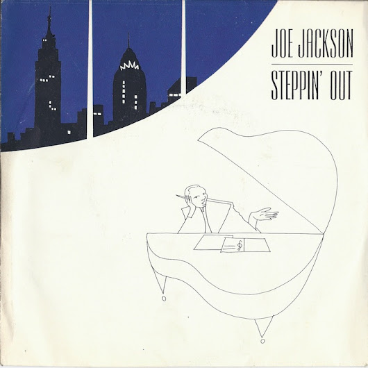 "Things That Bring Back... ""Steppin' Out - Joe Jackson"" #MondayMemories"