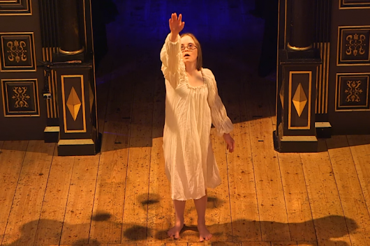 Watch: Actors with Down syndrome challenge stereotypes with Shakespeare performance