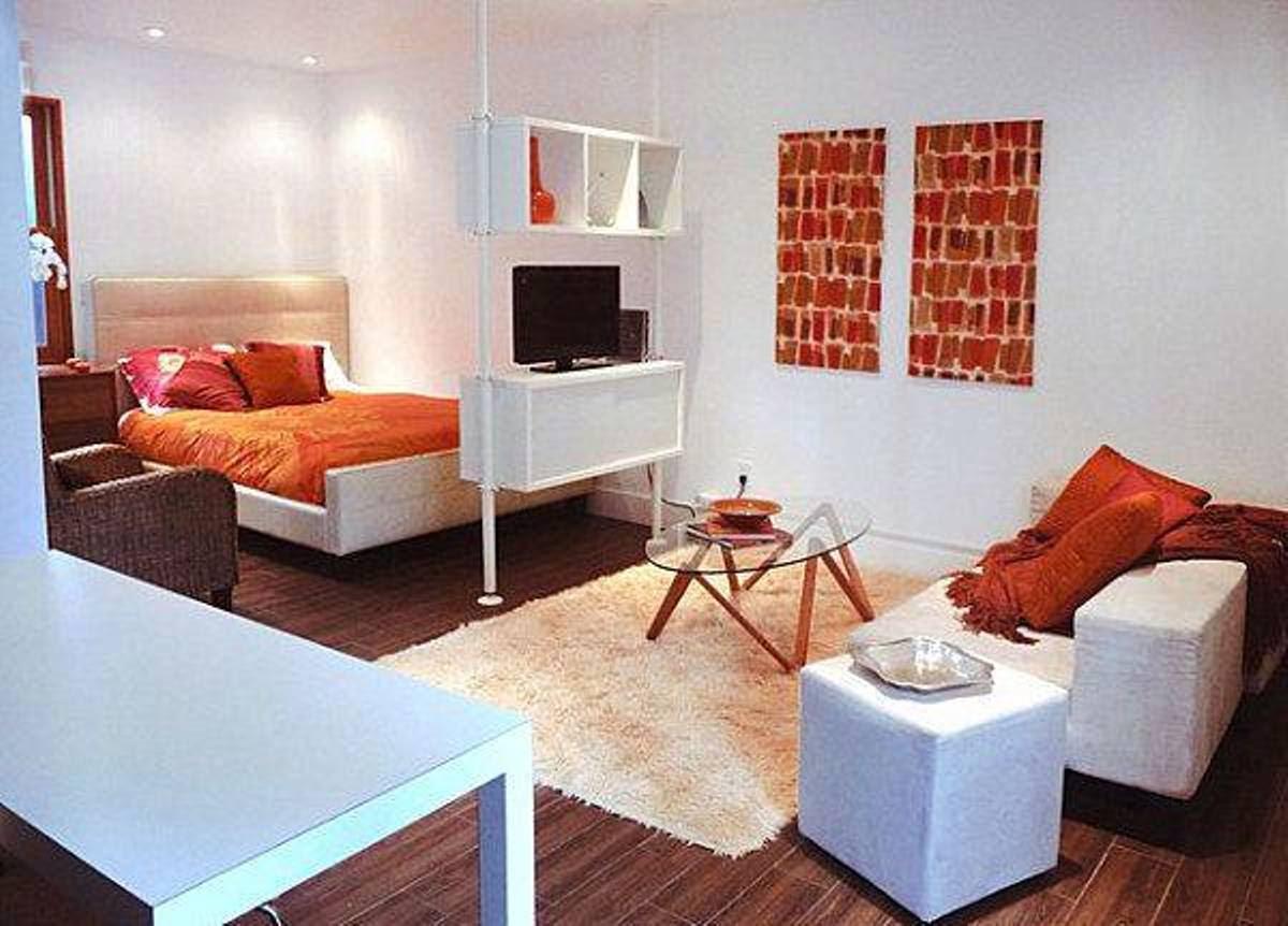 Studio Apartment Furniture Arrangement  Best Decor Things
