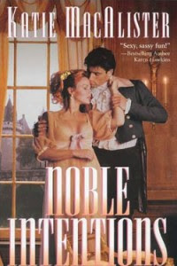 #BookReview: Noble Intentions by @KatieMcAlister
