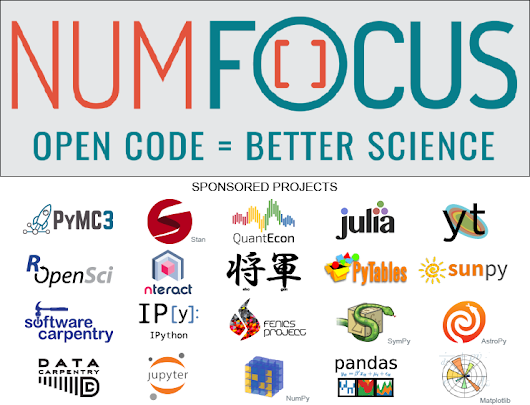 Why Is NumPy Only Now Getting Funded? | NumFOCUS