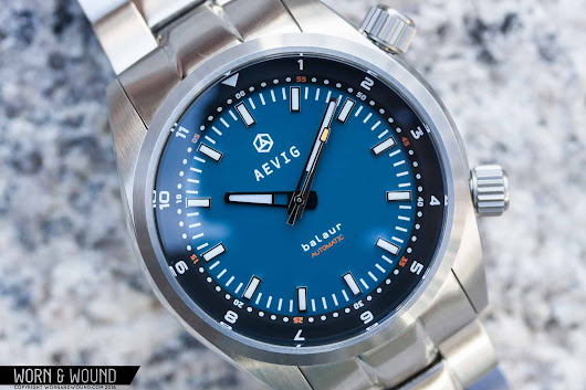Aevig Balaur Review - worn&wound