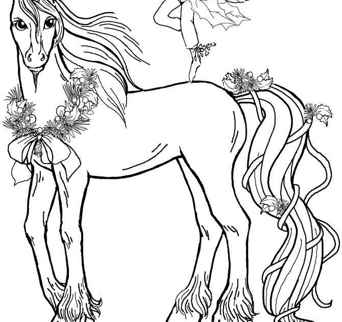 Unicorn Pegasus Coloring Pages For Kids 128 Free Printable Unicorns ...