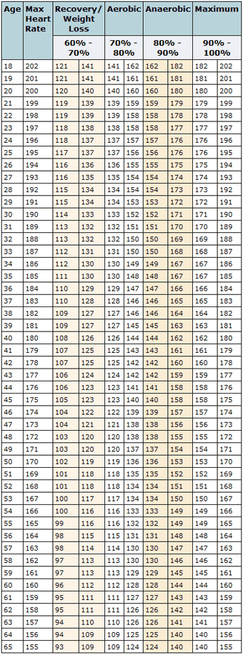 average body fat percentage for 33 year old woman