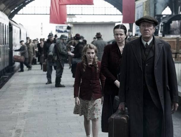 Primer vistazo a la adaptación cinematográfica de 'La ladrona de libros'