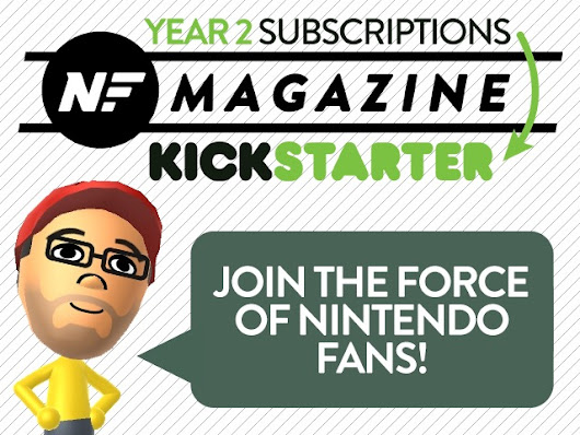 NF Magazine: Year 2 Subscriptions