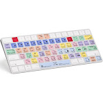 LogicKeyboard Adobe Premiere Pro CC - Apple Magic Ultra-Thin LogicSkin American English Keyboard Cover (US)